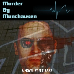 MbM190521 - Murder by Munchausen Audio Book Cover
