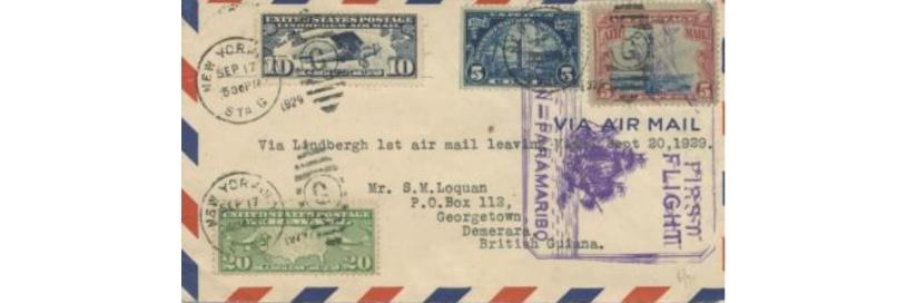 mtb161127-lindberg-airmail-commemorative