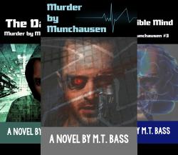 Murder by Munchausen Series on Amazon